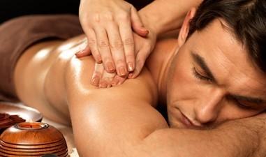 Козметични масажи на тяло за мъже