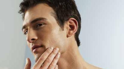 Козметична грижа за лицето при мъже