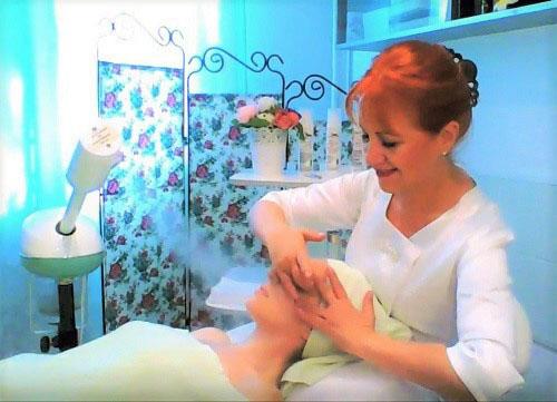 Лифтинг масаж
